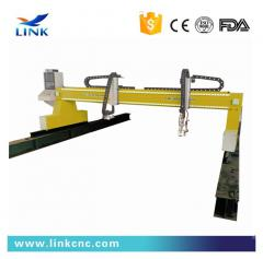 gantry move plasma cutting machine LXP-D