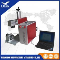 Portable Model 1 fiber laser marking machine