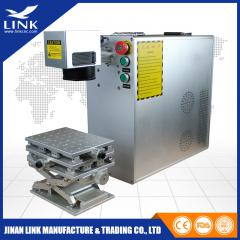 Portable Model 3 fiber laser marking machine