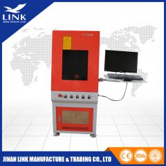 stainess steel carbon steel aluminum protection cover fiber laser marking machine 20 30 50W