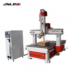 Auto tool change 4 axis cnc router 1325 wood carving machine for sale