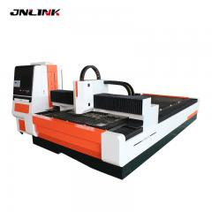 200W 300W 500W CNC Fiber Laser Cutting Machine For Stainless Carbon Steel Iron Metal
