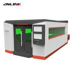 300w 500w 750w fiber laser cutting machine with Raycus fiber source for metal cutting cutter