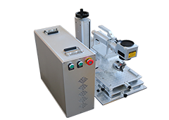Jewelry fiber laser marking machine