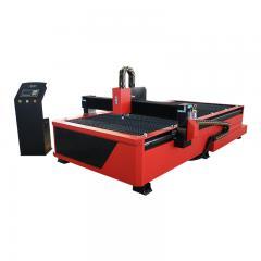 High performance torchheight controller water bed 130 amp plasma power source cnc plasma cutting machine