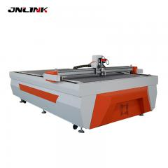 2500*1600mm cnc full and half vibrating knife cutting cnc foam cloth cutting machine price india