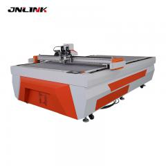 Good carbon fiber leather cloth tape cutting machine with Wheel