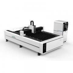 JNLINK new production fiber optic laser 500w 750w 1kw  fiber laser cutting machine for metal plate