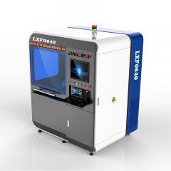 Small Cnc Laser 1000 W Metal Cutting Machine Laser Cutter