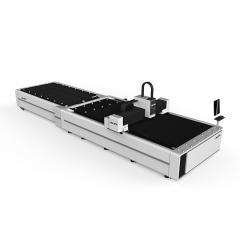 JNLINK NEW Production Exchange platform fiber laser cutting machine 1500w 2200w 6000w for metal