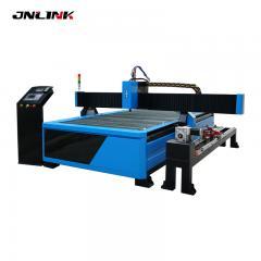 lgk 120 1540 1530 1325 cnc plasma cutting machine with water table for Aluminium zinc plate