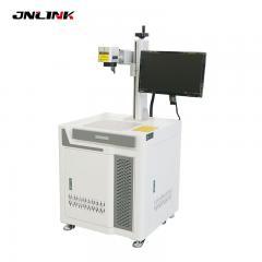 abs plastic fiber laser marking machine price 20w 30w