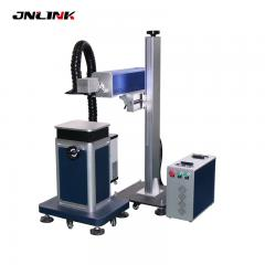 Portable co2 150w laser marking machine