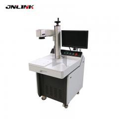 Desktop 20w 30w 50w fiber laser marking machine for metal and nonmetal