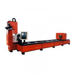 Carbon steel stainless steel aluminum cnc plasma pipe cutting machine price
