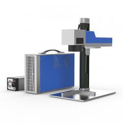 JNLINK 20w 30w cnc mini fiber laser marking machine price for sale